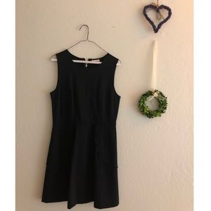 Beautiful black dress with detailing